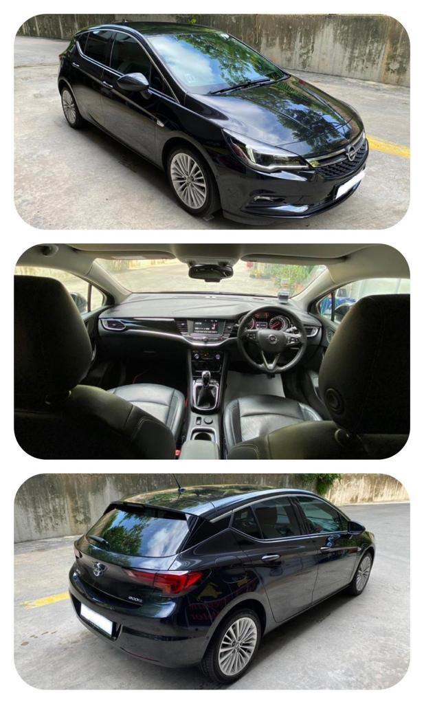 Opel Astra HB 1.0A