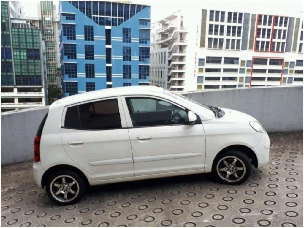 PICANTO FOR RENT