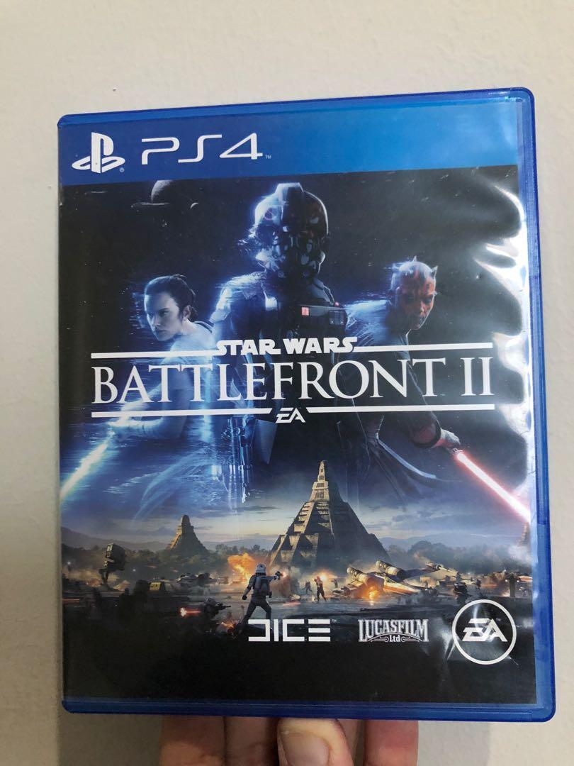 PS 4 - Star Wars Battlefront 2