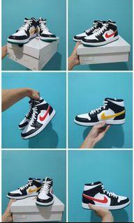 Nike Air Jordan 1 (Nego Tipis)