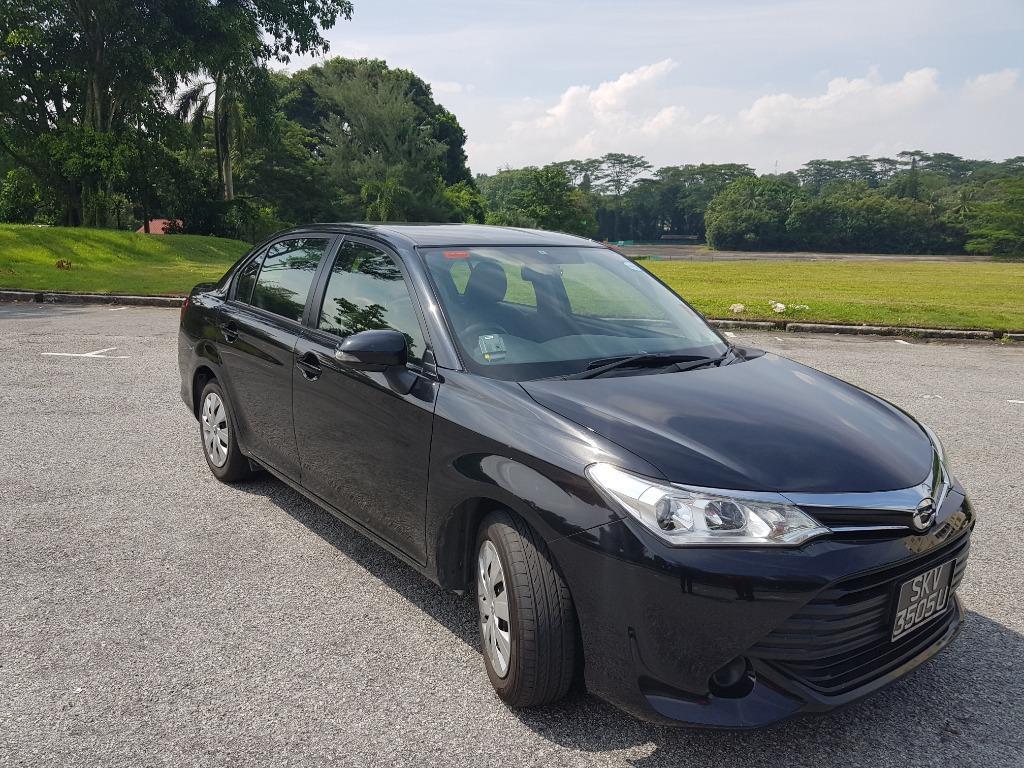 Toyota Axio 1.5 L (2016) Non Phv