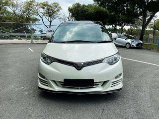 Toyota Estima 2.4 Aeras 8-Seater Moonroof (A)