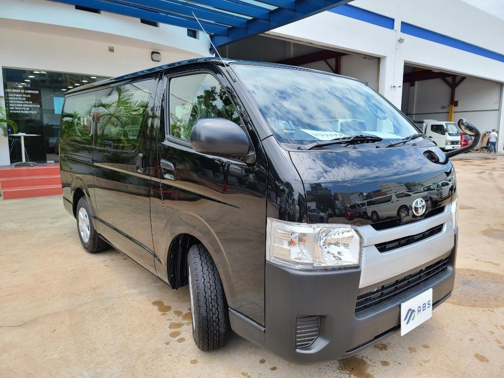 Toyota Hiace  2.8A DX Auto