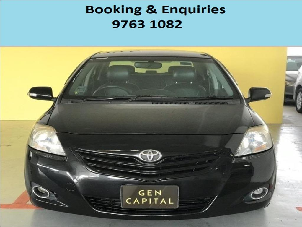 Toyota Vios ! New arrival ! Cheap car rental promotion ! Deposit only @ $500 . Whatsapp 9763 1082 to reserve yours now !