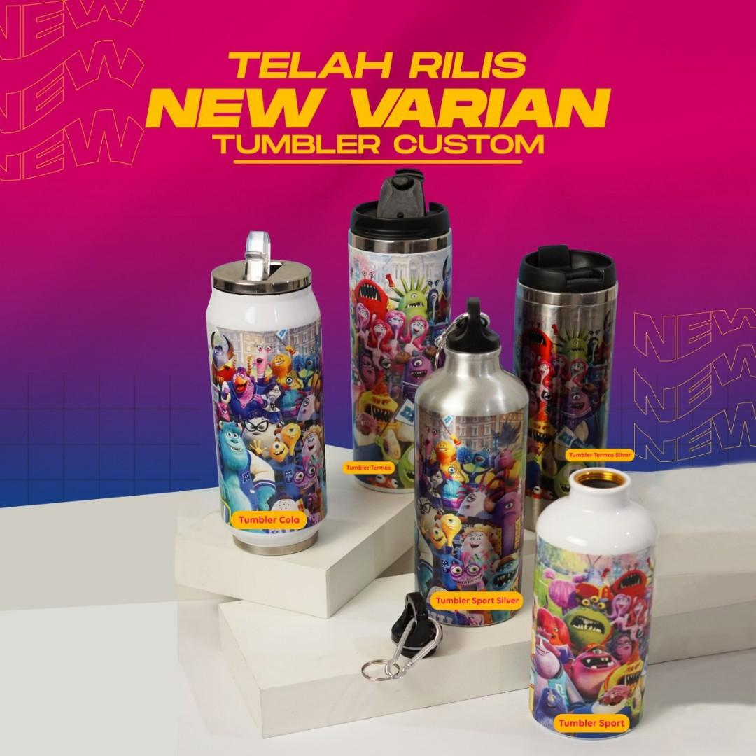 Tumbler custom