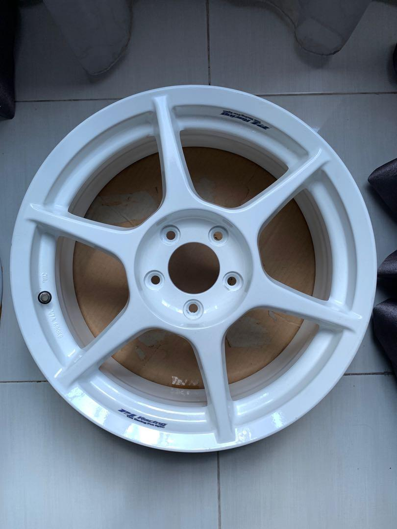 Velg Buddyclub P1 Racing Original Japan