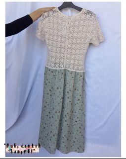 Vintage Dress #agustus2020