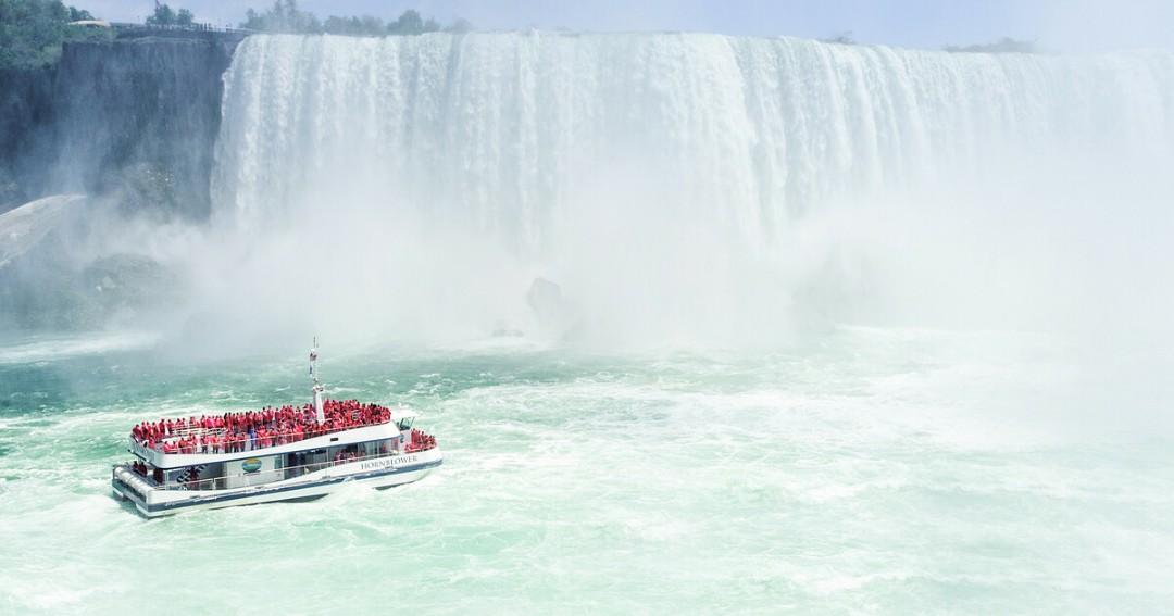 Voyage to the falls