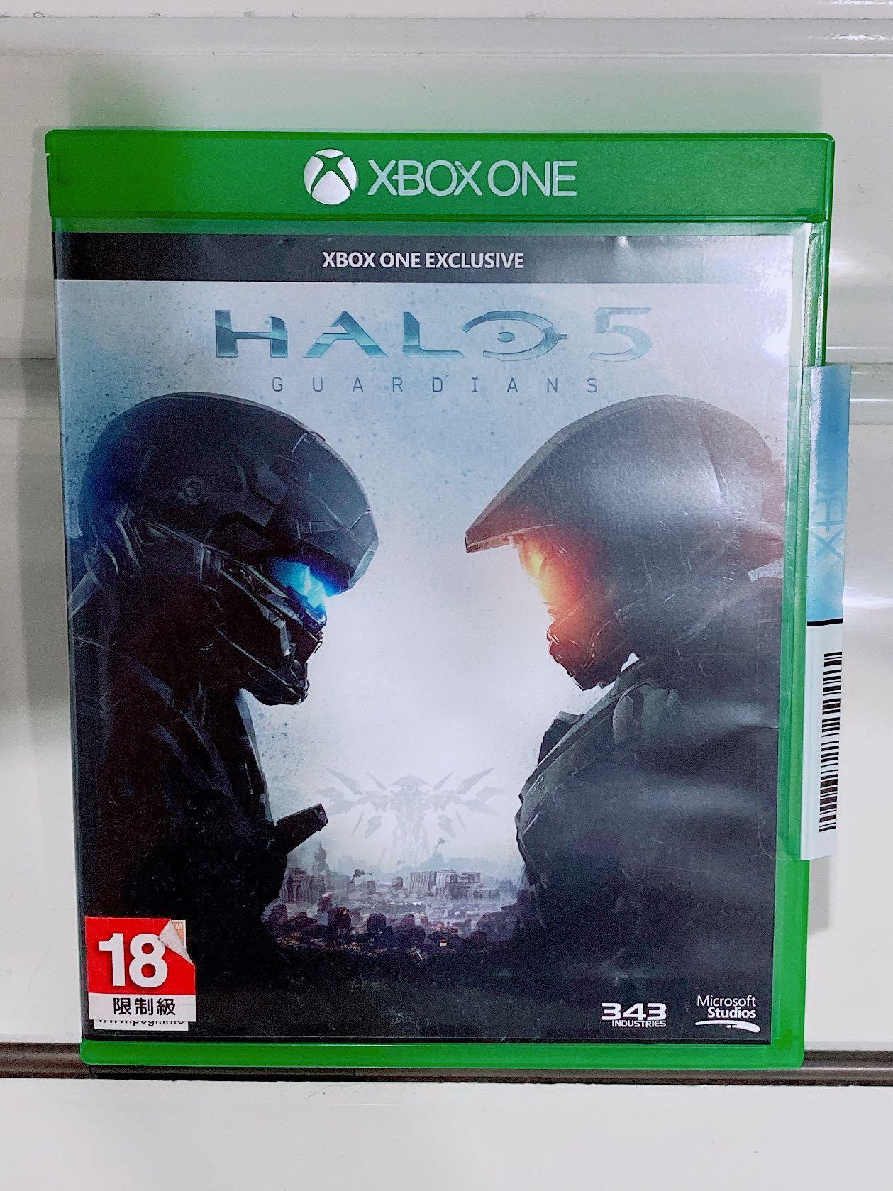 Xbox one 遊戲片