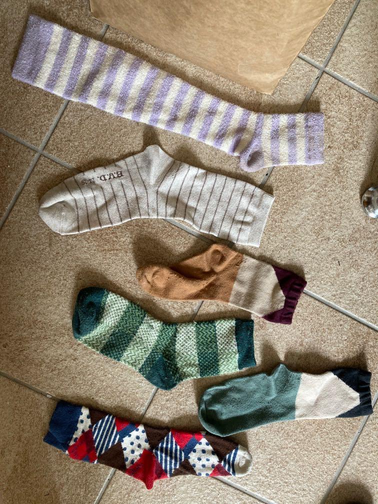二手襪子一批