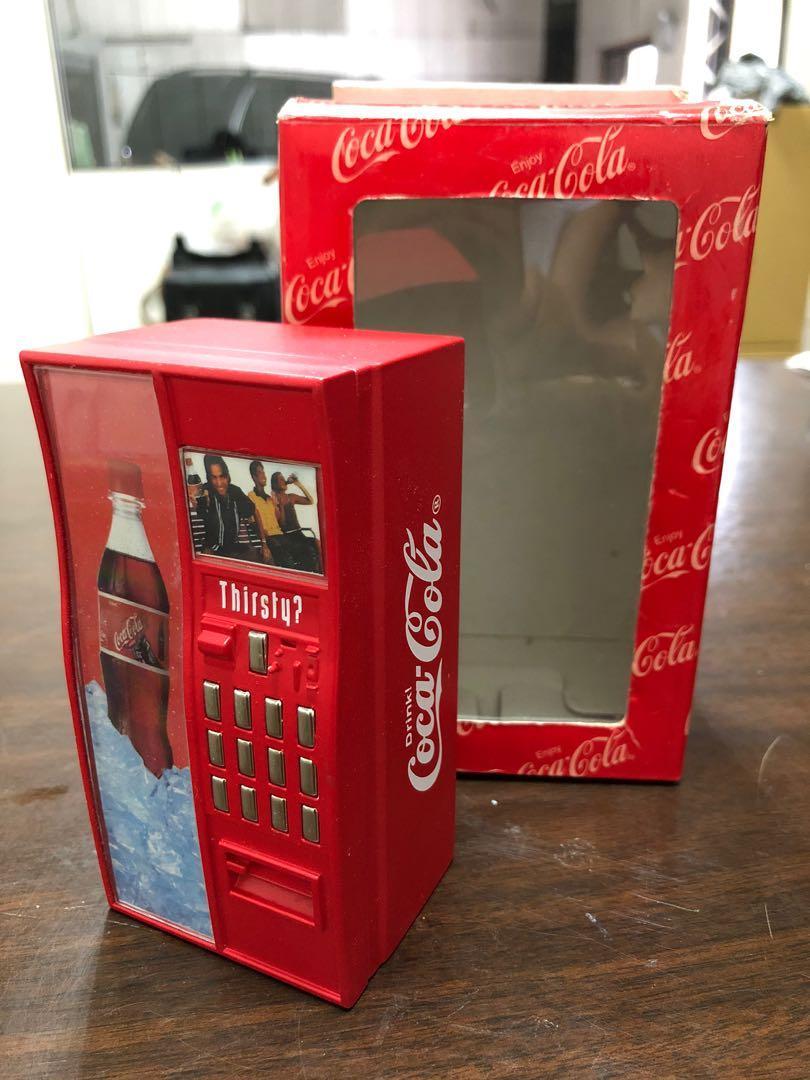 可口可樂造型冰箱