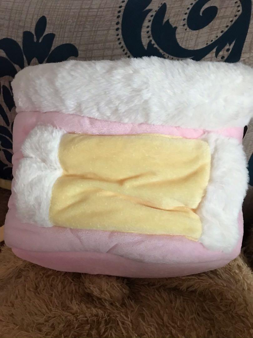 「全新低價出售」超級舒服可愛貓咪前背包