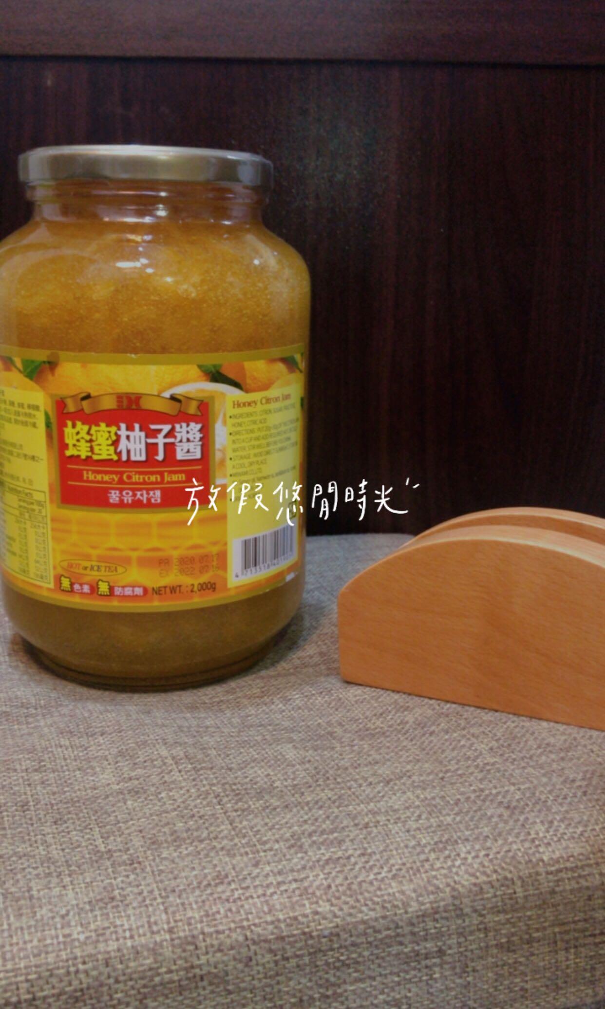 現貨 韓國🇰🇷蜂蜜柚子茶  2KG #韓國 #蜂蜜柚子茶 #熱飲 #冷飲#果醬#無防腐劑#無色素