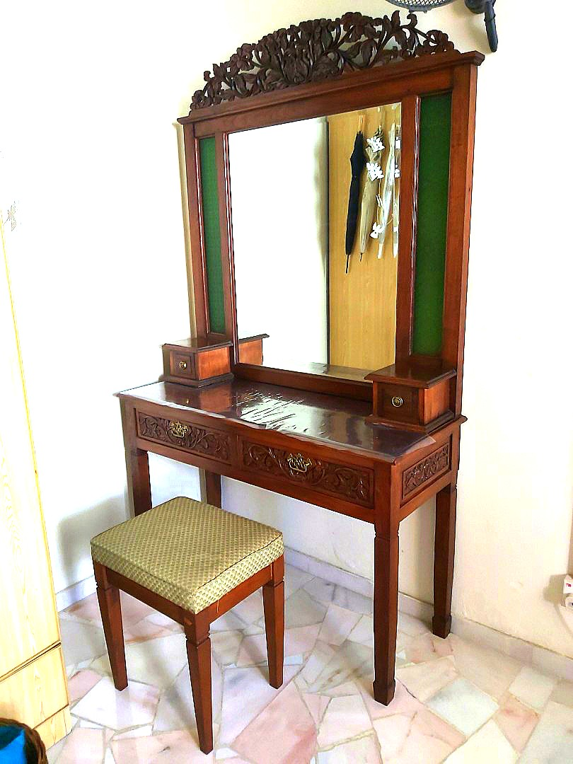 Dressing Table Nonya Antique Perankan Sale Furniture Tables Chairs On Carousell