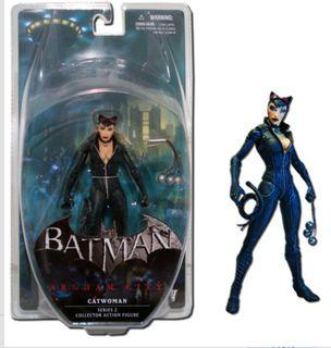 DC Batman Arkham City Catwoman Figure (PREORDER)