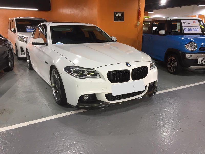 BMW 520i facelift Auto