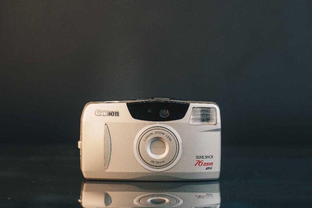 Canon Sure Shot 76 Zoom 傻瓜相機 #135底片