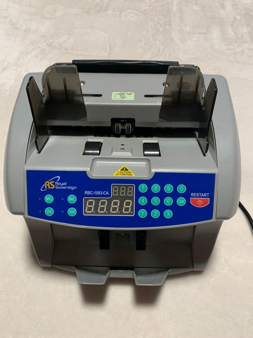 Cash money counting machine $$$$ electronic automatic