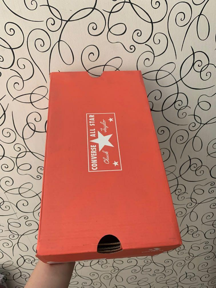 Converse Shoes Box