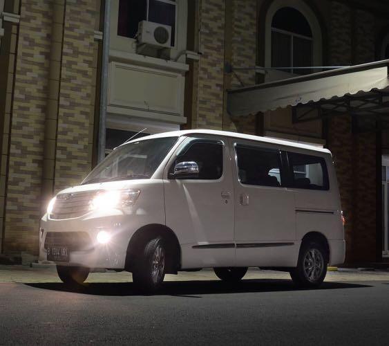 DP MURAH Daihatsu Luxio mulai 22 jutaan. Daihatsu Fatmawati