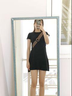 HnM Basic Black Dress