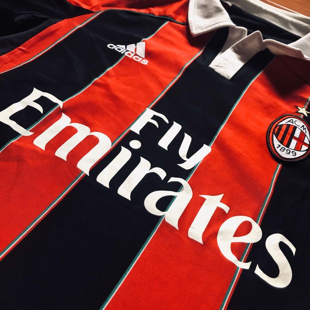 Jersey AC Milan 2012/2013 Home Kit