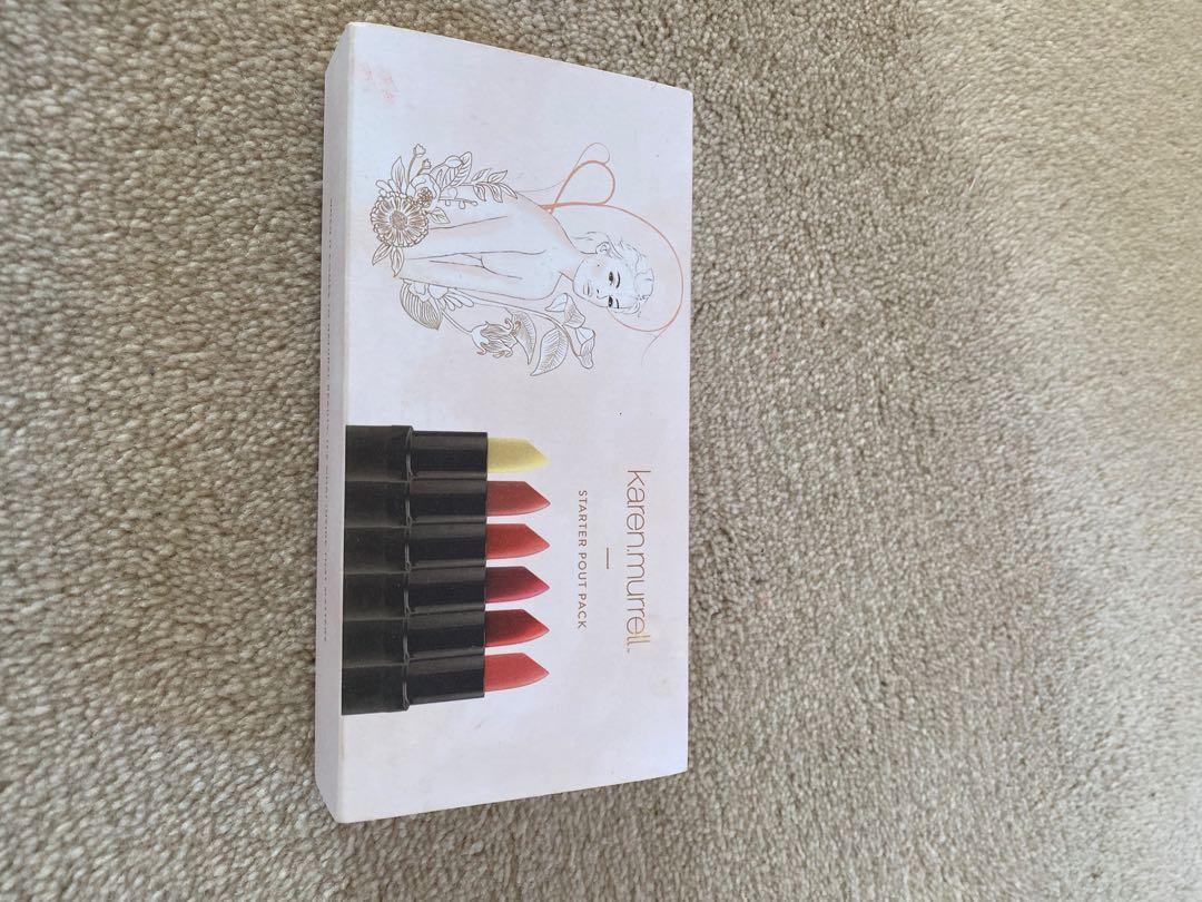 Karen murell lipsticks