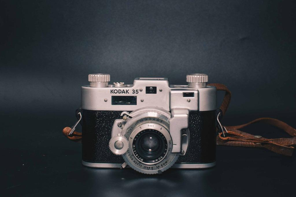 Kodak 35 底片相機 50mm f3.5 #2