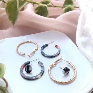 Mabel Earrings Set
