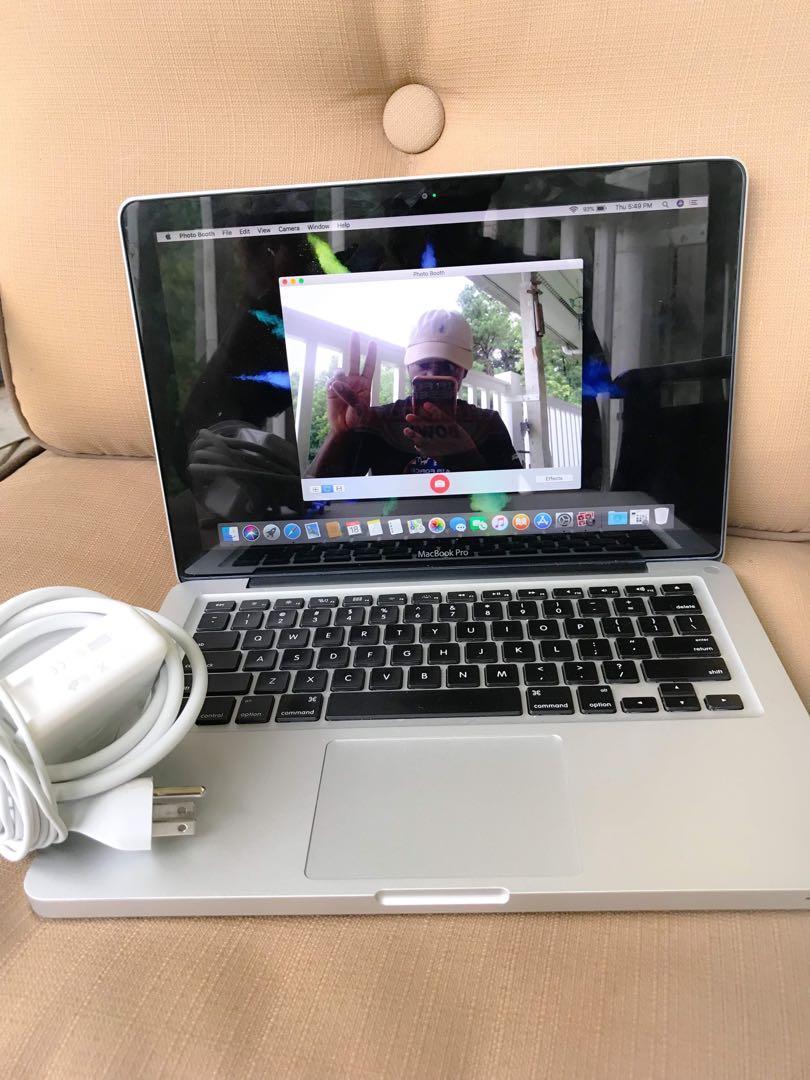 MacBook Pro (2012) 13-inch