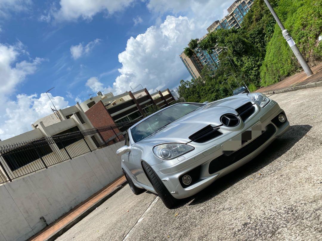 Mercedes-Benz SLK55 SLK55 Auto