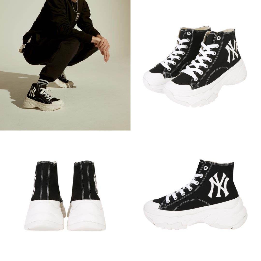MLB Chunky High, Women's Fashion, Shoes