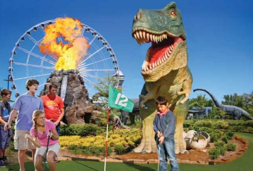 Niagara Falls, Canada: Clifton Hill 6 Attraction Fun Pass