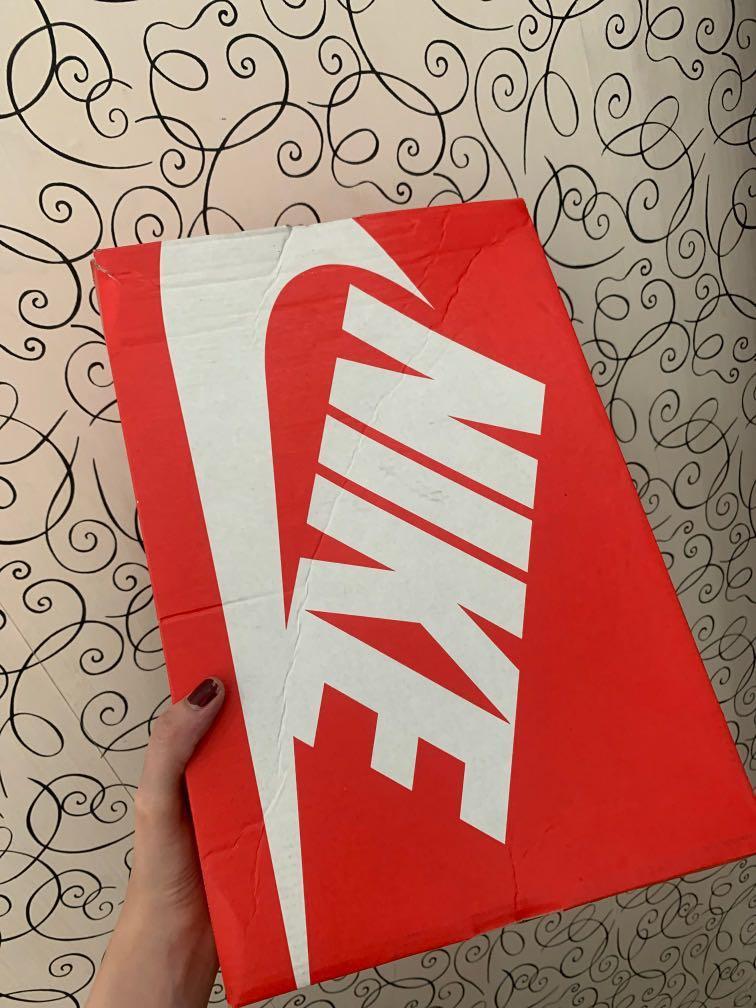 Nike Shoes Box
