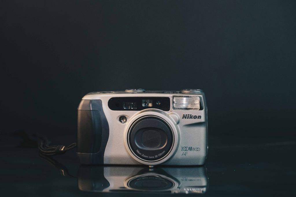 Nikon Zoom 800 AF 傻瓜相機 #135底片