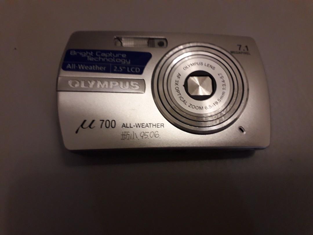 OLYMPUS M700數位相機 95.06