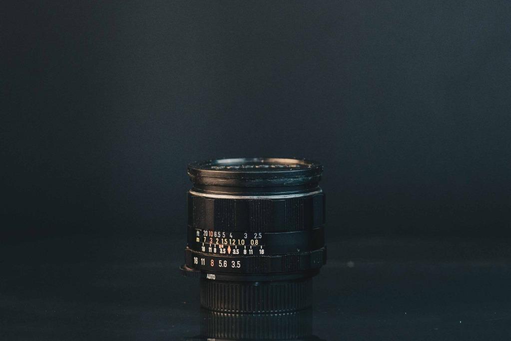 Pentax Super-Multi-Coated Takumar 28mm F3.5 for M42