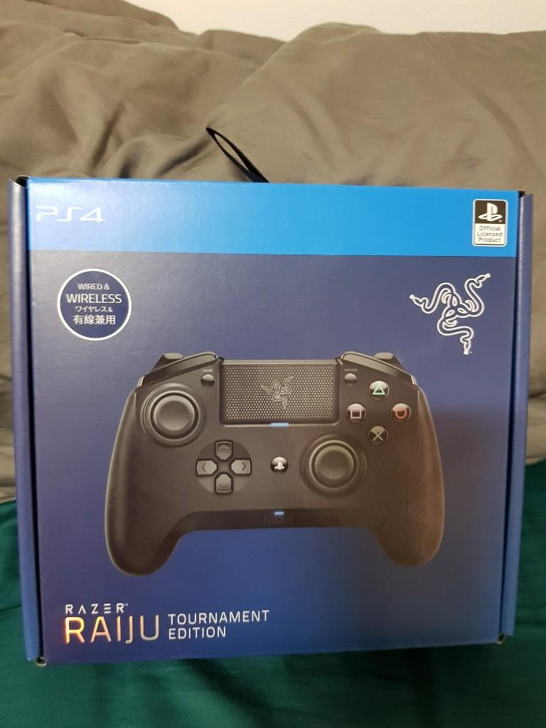 Ps4 Razer Raiju Tournament Edition Controller Brand New Toys Games Video Gaming Gaming Accessories On Carousell Sign up for free today at socialtournaments.com. sgd