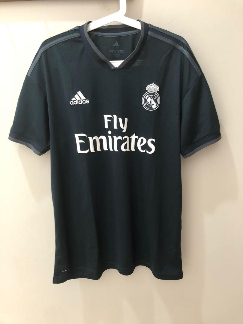 Real Madrid Jersey away 2018-2019