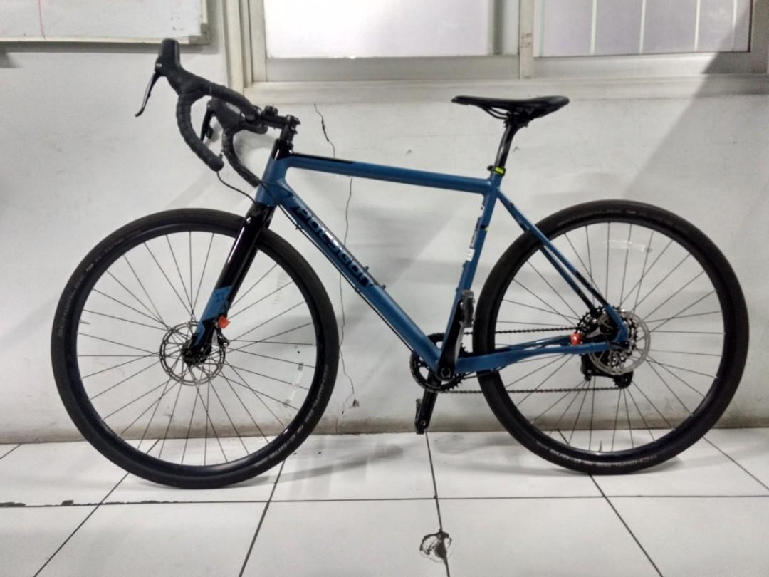 Sepeda Polygon Gravel Bend RV