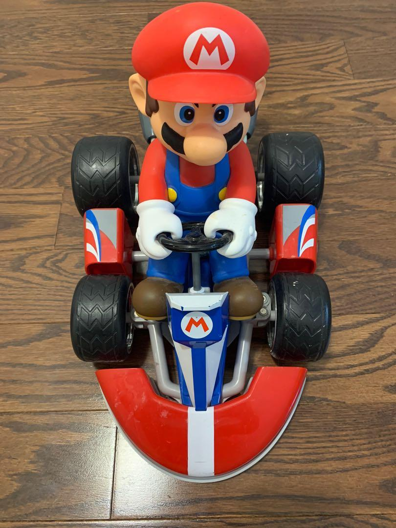 Super Mario kart race figure home display #1 fan
