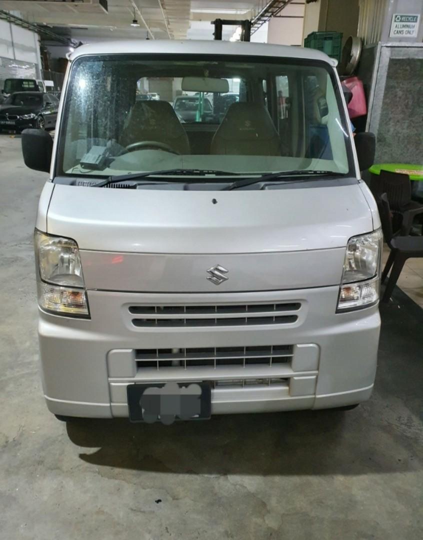 Suzuki Every 600m