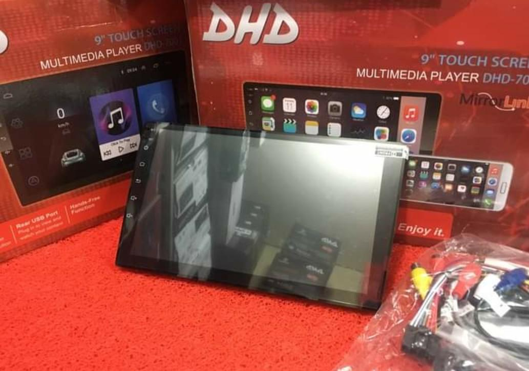 Tape Double Din Android 9inch