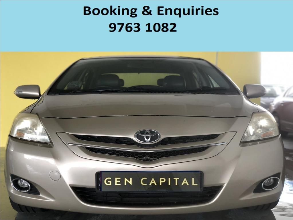 Toyota Vios ! Budget ! Cheap car for rent ! Promotion price ! Deposit only @ $500 . Whatsapp 9763 1082 to reserve yours now !