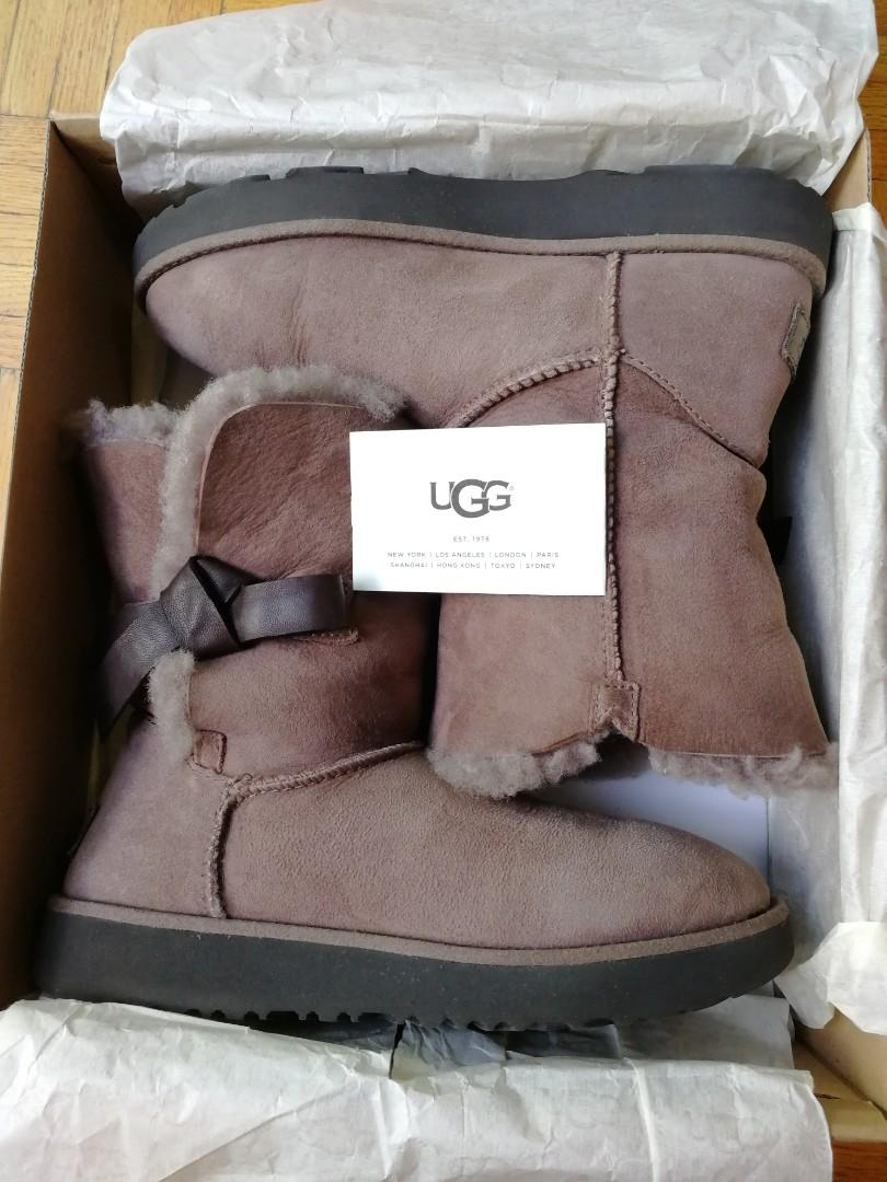 UGG Classic Knot Boots