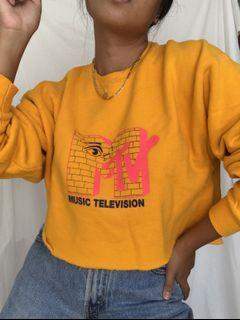 Vintage MTV Crewneck