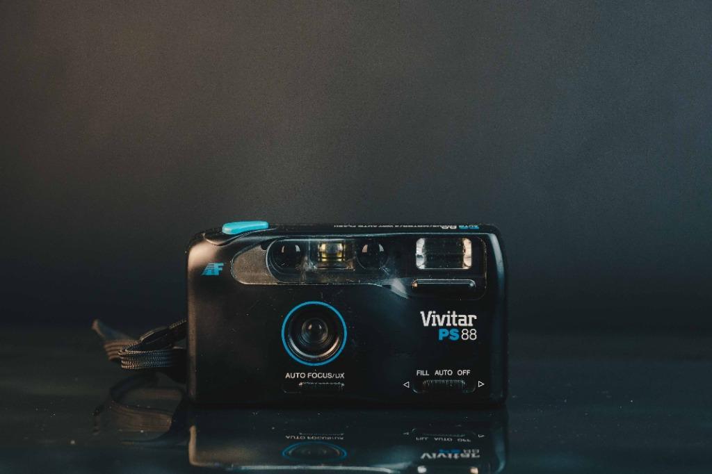Vivitar PS88 傻瓜相機 #135底片