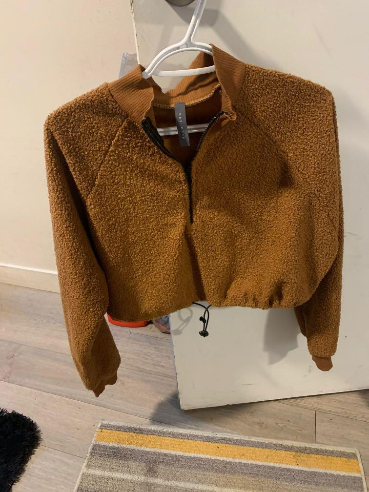 Fashion nova, Warm Up My Heart Sweatshirt