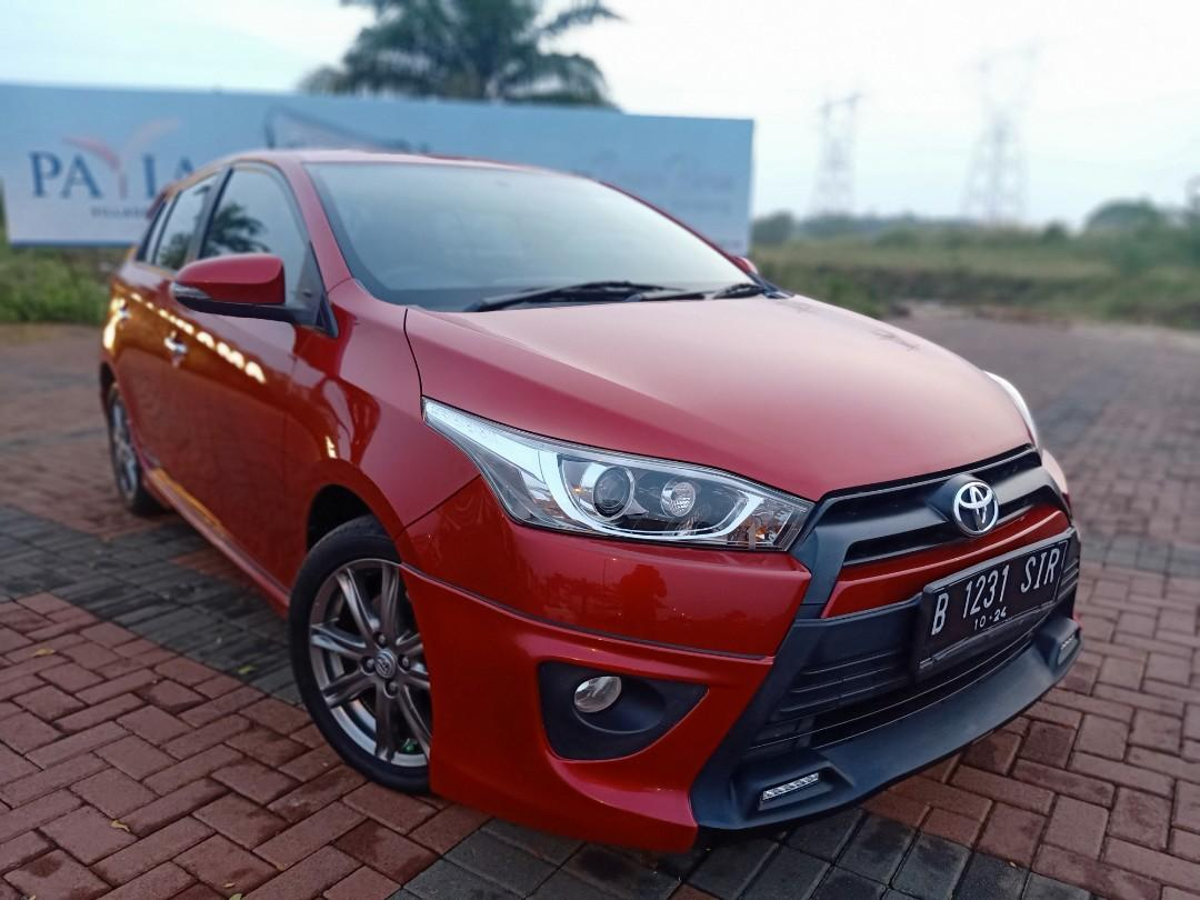 Yaris s TRD at 2014