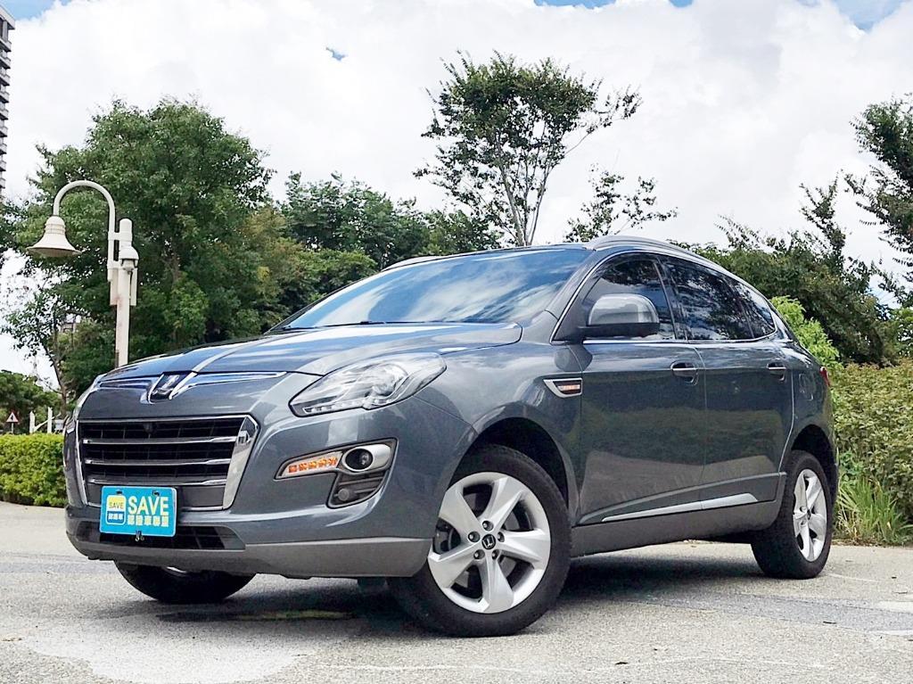2015年 納智傑 U7 Turbo ECO Hyper 旗艦型 新車價113.5萬 內裝綿 車況優